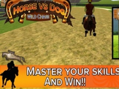 Wild Horse Race Free - Experience the real wild horse Jockey riding & jumping simulation in challenging & ultimate farm field. 1.1 Screenshot