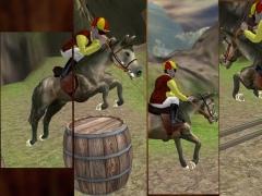 Wild Horse Rider Hill Climb 3D 1.0.2 Screenshot