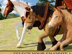 Wild Horse Simulator- 3D Run 1.8 Screenshot