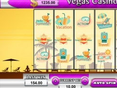 Wild Mirage Crazy Ace - Slot Machines 1.0 Screenshot