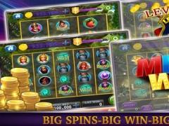 Wild Princess Gambler Slots Casino Vegas Style Pro ! 1.0 Screenshot