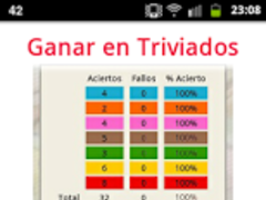 Win at Triviados ★ root 1.0.2 Screenshot