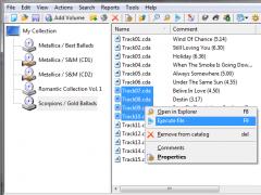 WinCatalog Light 2.6 Screenshot