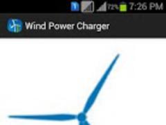 Wind Power Battery Charger 1.0 Screenshot
