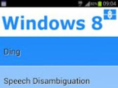 Windows 8 Soundboard 1.1 Screenshot