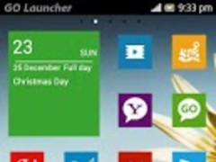 Windows 8 Theme GO/Apex 1.0 Screenshot