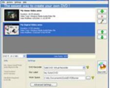 Windows DVD Maker 3.2.8 Screenshot
