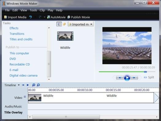 Windows Movie Maker Installer 1.3 Free Download