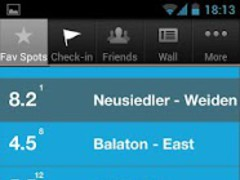 WindSpotter 2.1 Screenshot