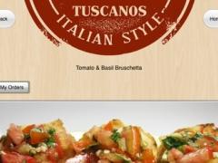 Wine & Dine imenu - Tuscanos restaurant 3.3.50 Screenshot