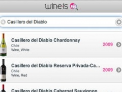 Wine-is Finder 1.0 Screenshot
