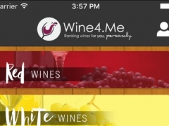 Wine4.Me – Wine and Food Pairings, Rankings, Searcher and Finder 1.5.7 Screenshot