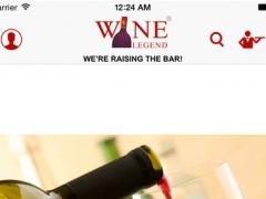 WineLegend Bar 2.2.2 Screenshot