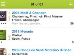 Wines - wine notes 3.31 Screenshot