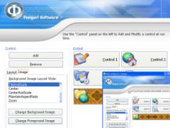 WinFormResizer for .NET 2.0 2.0 Screenshot