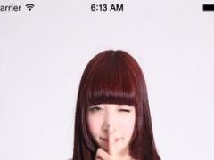 Wink Cam -selfie cam- 1.0.1 Screenshot