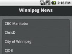 Winnipeg News 0.9.3 Screenshot