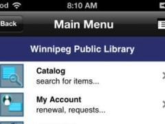 Winnipeg Public Library 4.70 Screenshot
