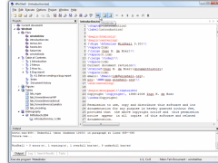 WinShell 3.3.2.5 Screenshot