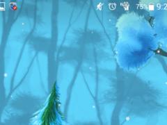 Winter Cartoon Forest Free 1.0 Screenshot