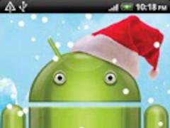 Winter Droid Live Wallpaper 1.02 Screenshot