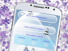 Winter Keyboard Themes 2.0 Screenshot