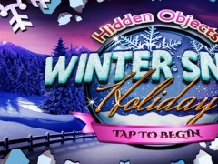 Winter Snow Christmas Holiday Hidden Object Puzzle 1.0 Screenshot