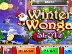 Winter Wonga Christmas Santa Xmas Gifts Slots 5.0 Screenshot