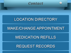 Winthrop Ophthalmology 2.6 Screenshot