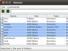 WinUrn archiver  Screenshot