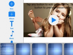 WiPoint - Make HD video presentations & slideshows 2.0.0 Screenshot