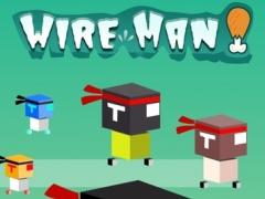 Wire Man: Damn Daniel Linking Dots 1.0 Screenshot