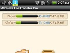 Wireless File Transfer Pro 1.0.1 Screenshot