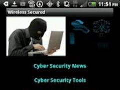 Wireless Secured 2.1 Screenshot