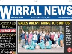 Wirral News Newspaper for iPad 2.37 Screenshot