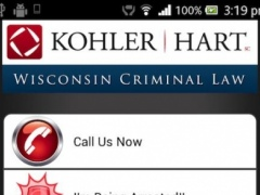 Wisconsin Criminal Defense Law 1.2 Screenshot