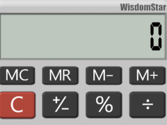 Wisdom Calculator 1.03 Screenshot