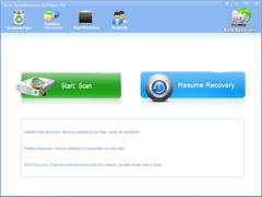 Wise Data Recovery Software 2.7.2 Screenshot