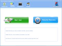 Wise Emergency Undelete 2.9.7 Screenshot