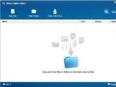 Wise Folder Hider 4.22 Screenshot