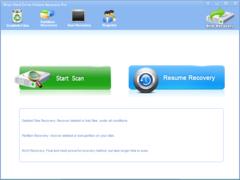 Wise Hard Drive Failure Recovery 2.7.3 Screenshot