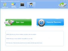 Wise Hard Drive Recovery Utilities 2.9.1 Screenshot