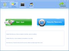 Wise Restore Lost File 2.7.3 Screenshot