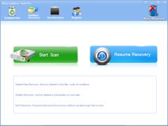 Wise Undelete Tools 2.7.2 Screenshot