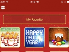Wishes Collection-Quotes & SMS, X'mas Greetings 1.0 Screenshot