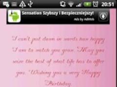 Wishes Lottery Birthday 1.0 Screenshot