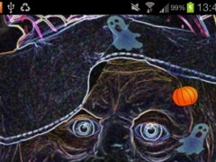 Witch Happy Halloween LWP PRO 1.1 Screenshot