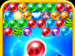 Witch Puzzle Cat: Bubble Pop 1.5 Screenshot