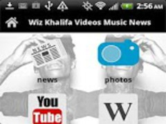 Wiz Khalifa Videos Music News 1.0 Screenshot