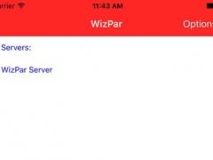WizPar 1.0.77 Screenshot